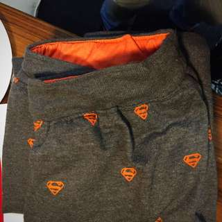 Superman Printed Sweatpants/joggers
