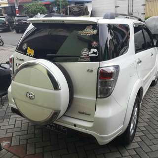 Toyota Rush Second Tangan Pertama
