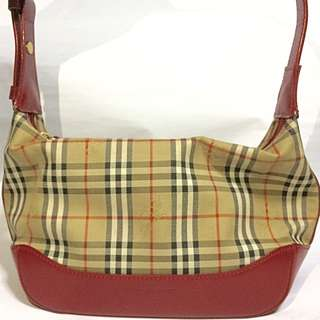 REPRICED! Burberry Shoulder Bag (Authentic)