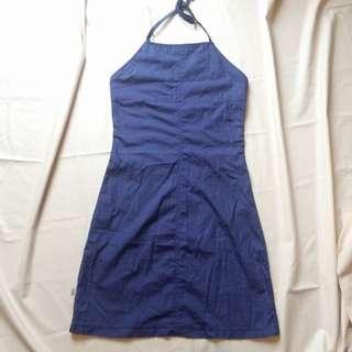 MOOK Halter Dress