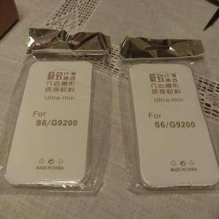 Samsung S6保護軟套