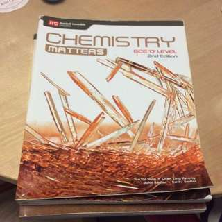 Chemistry Textbook (GCE O Level 2nd Edition)