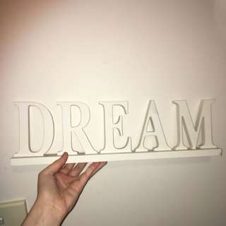 Dream Sign!!