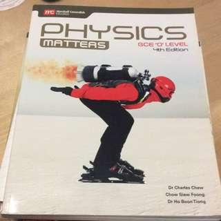 Physics Textbook (GCE O Level 4th Edition)