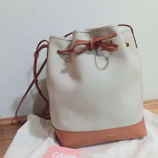 Authentic Mansur Gavriel Bucket Bag