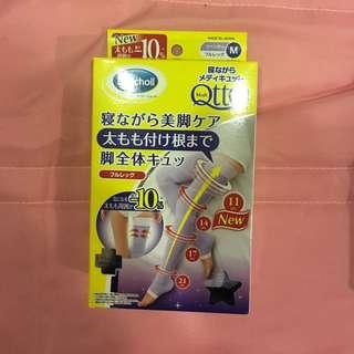 日本QTTO爽健舒眠美腿襪