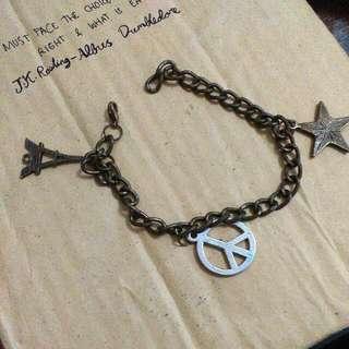 Peace Paris Bracelet