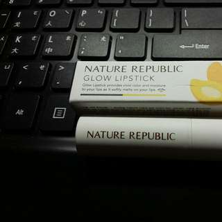 🚚 Nature Republic 唇膏