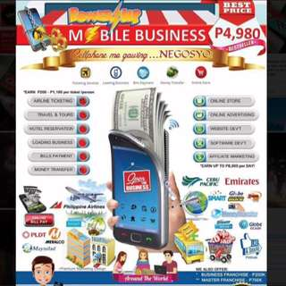 Homebased ALL-IN-ONE Business Package -- Php 4,980.0