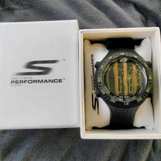 skechers authentic watch