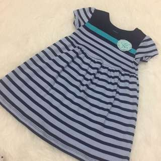 Dress Bobo Pita Lurik Navy