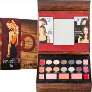 SALE! NYX LIMITED EDITION REVENGE IS INFINITE PALETTE