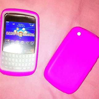 Silicon Case Blackberry Gemini 8520
