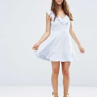 [NEW] ASOS Mini Skater Dress