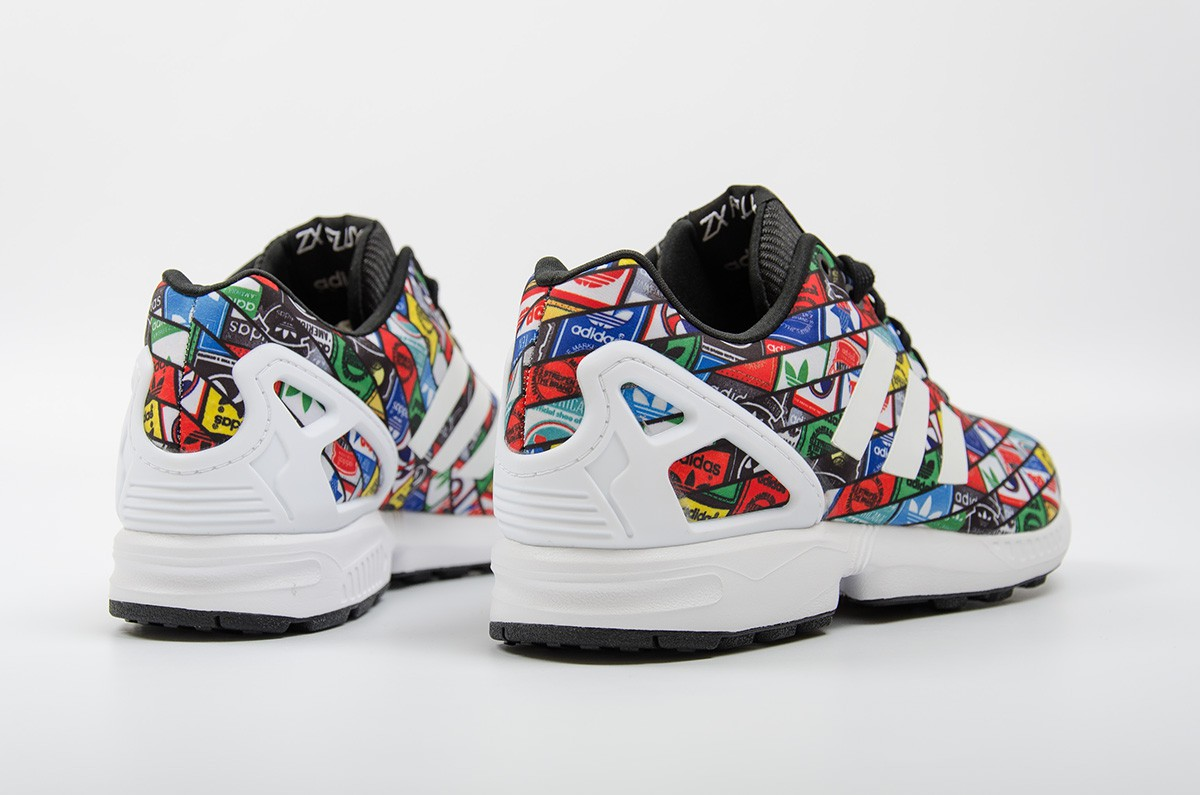 reputable site 51019 91fc9 Adidas ZX flux