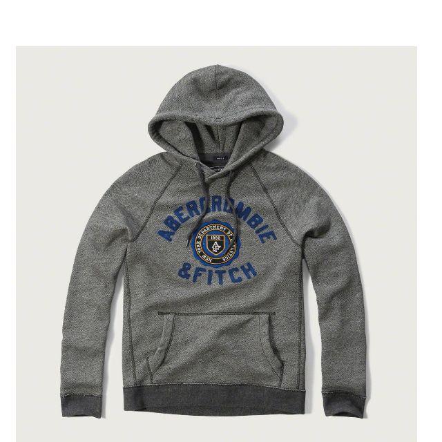 降價↓ A&F S號鋪棉帽衫 hoodie