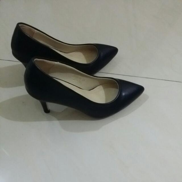 airspace黑色優雅高跟鞋