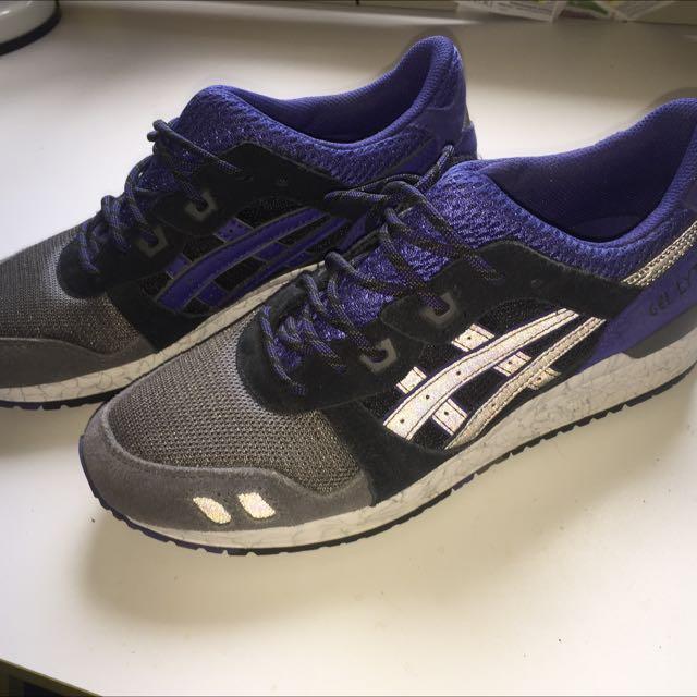 Asics Gel Lyte 5 Purple/black Sz US 9