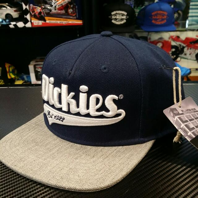 Authentic Dickies Snapback 06e660811575