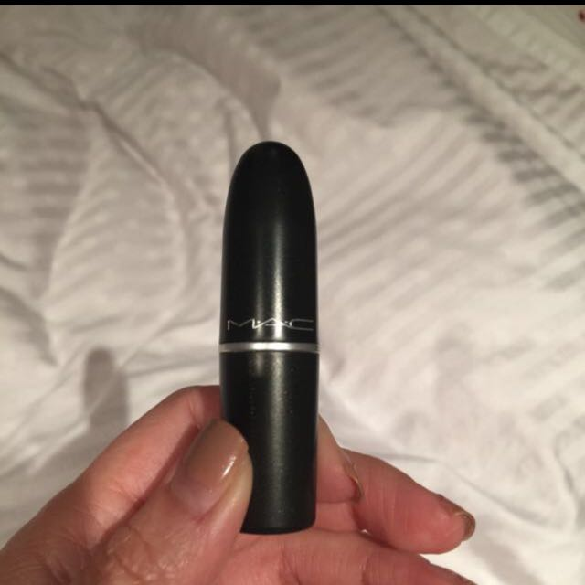Authentic MAC Lipstick Lustre Syrup
