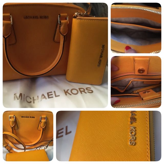 Authentic Michael Kors & Wallet