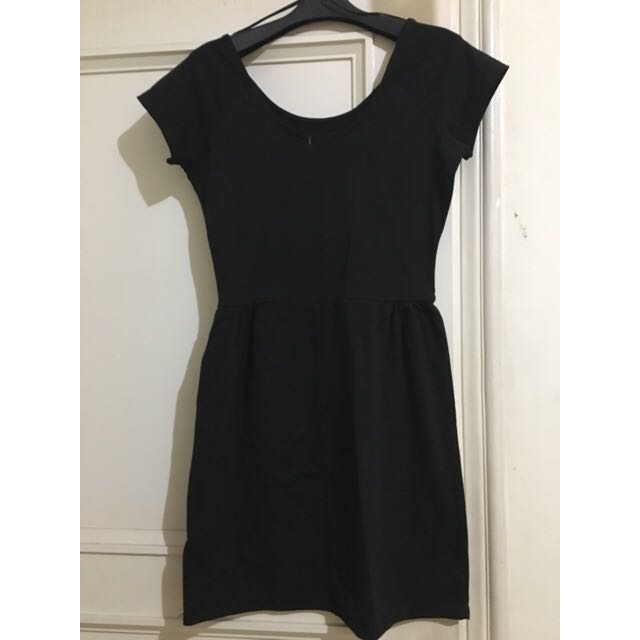 Black Dress - Cotton On