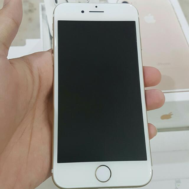 BNOB iPhone 7 256GB Gold Harga 128GB