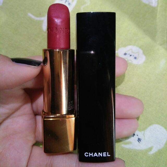 CHANEL唇膏 色號135 紅