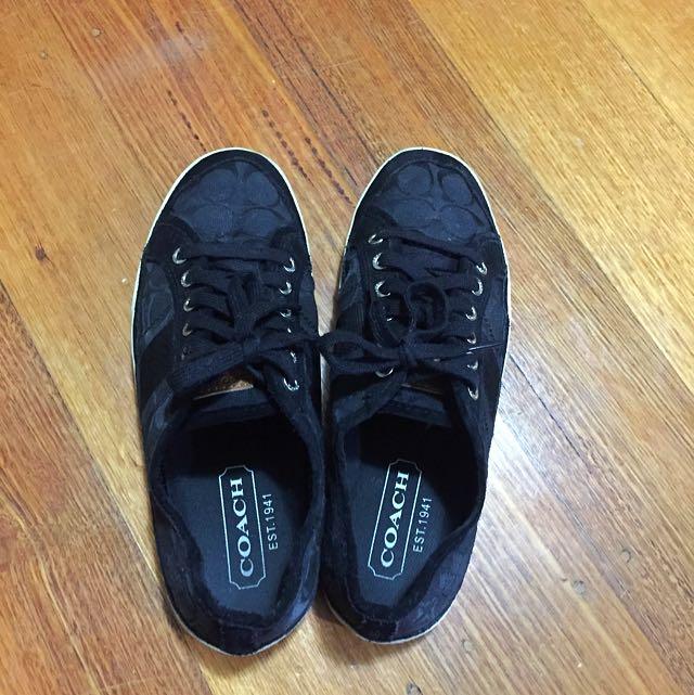Coach Man's Shoes