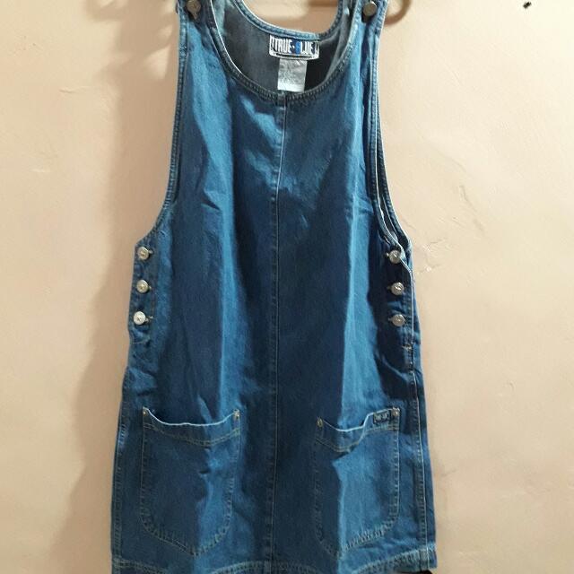 Hashtag 1212 Denim Dress