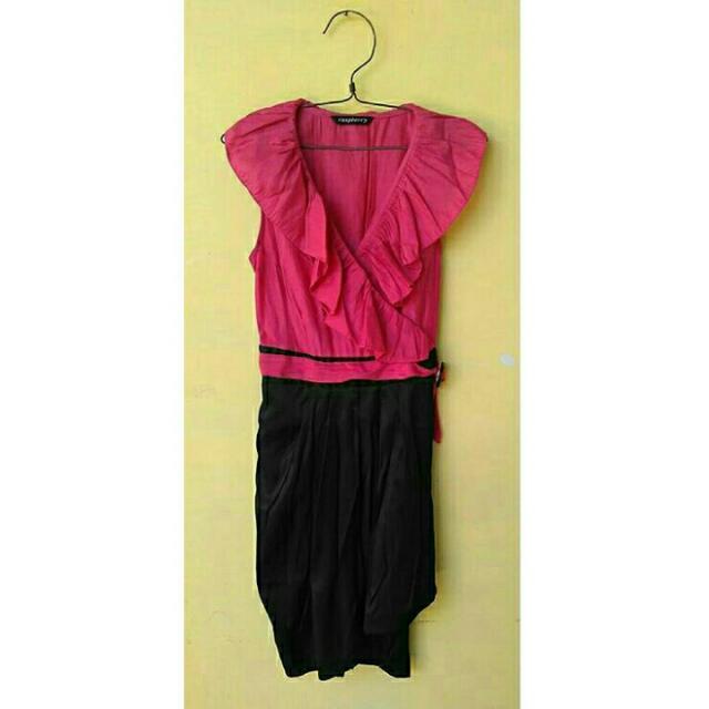Dress Raspberry