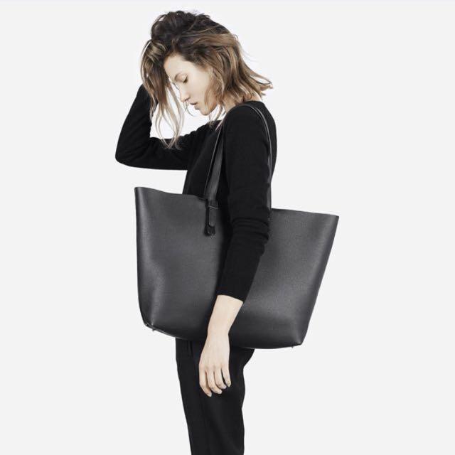 Everlane Petra Market Tote In Black Women S Fashion Bags Wallets On Carou