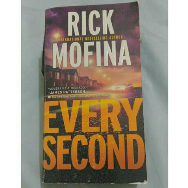 Every Second - Rick Mofina