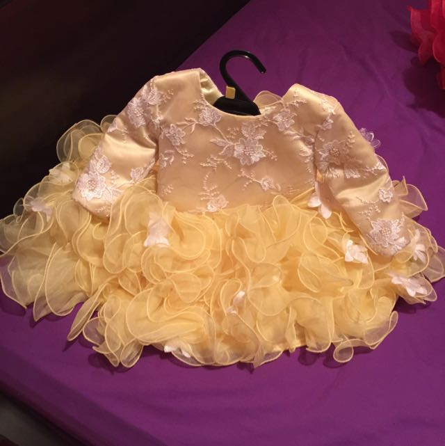 Girls Formal Tutu Dress