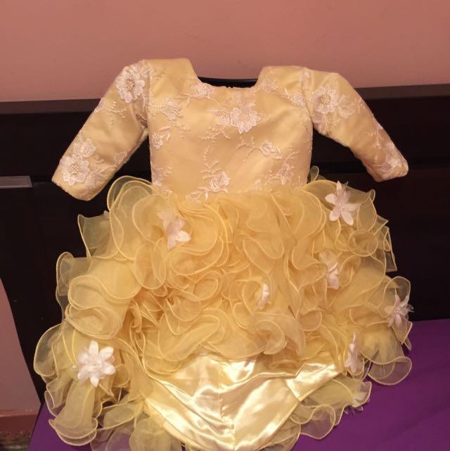 Girls Formal Tutu Dress