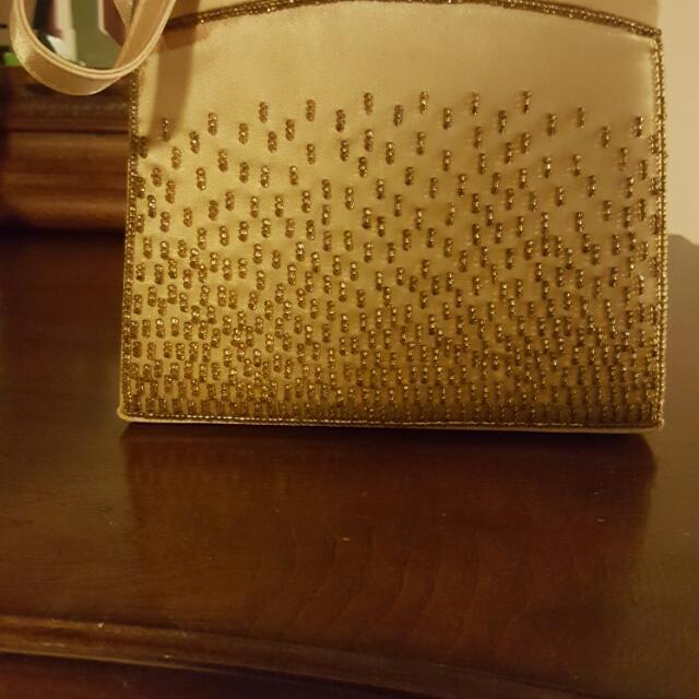 Gold Main Bag Brand New