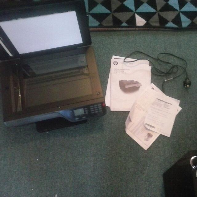 Hp Brother Deskjet Laser Colour All-in-one Model CM1415