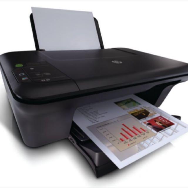 hp deskjet 2050 多功能事務機(掃描/列印)