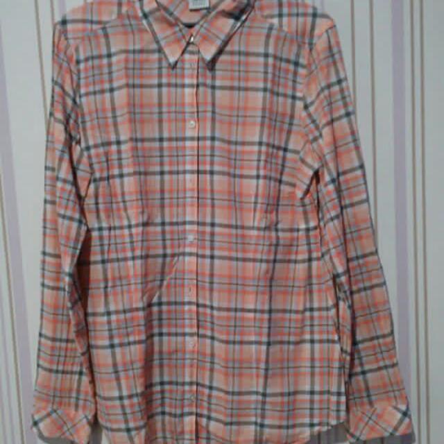 Kemeja Kotak-kotak / Flannel Shirt