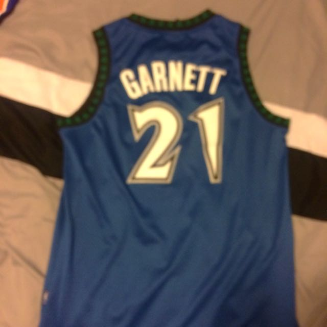 Kevin Garnett Rookie Year