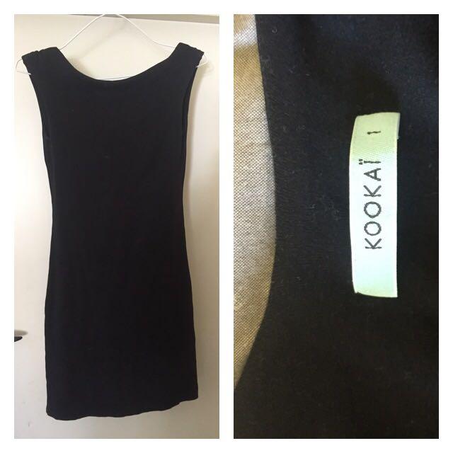 Kookai Little Black Dress