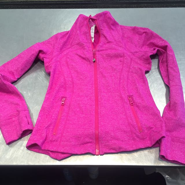 Lululemon Zip Up Size 10