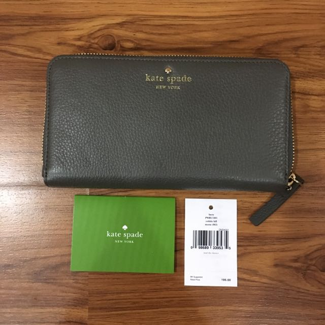 (NEW) KATE SPADE Wallet / Dompet KATE SPADE / Cobble Hill