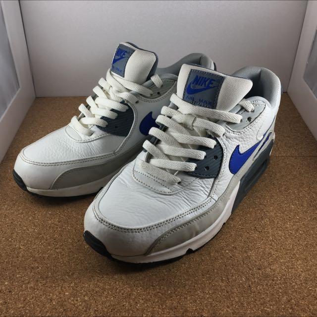 Nike AirMax White 暫保