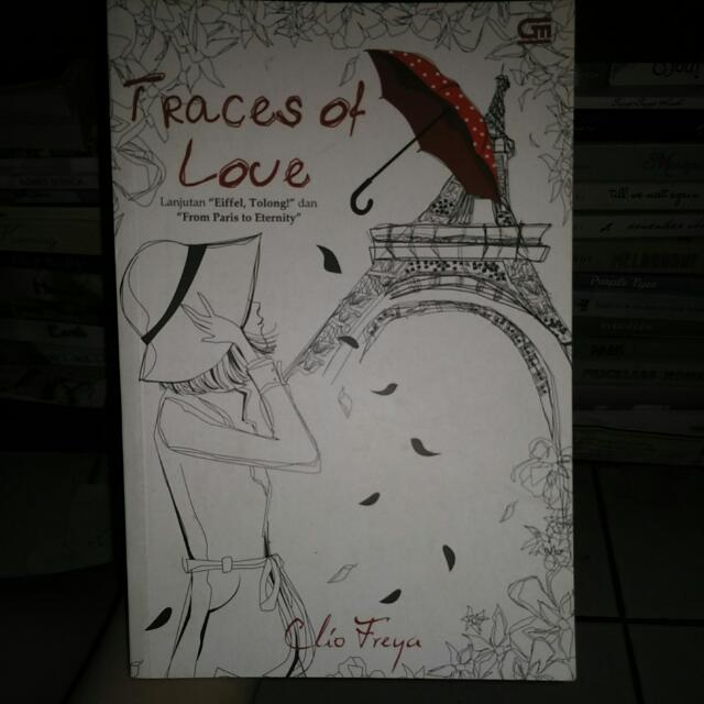 Novel Traces Of Love