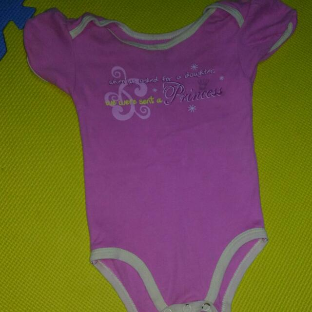 Onesies For Baby Girl 0-8 months Old