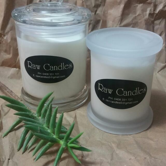 Candles, Scrubs And Diffusers