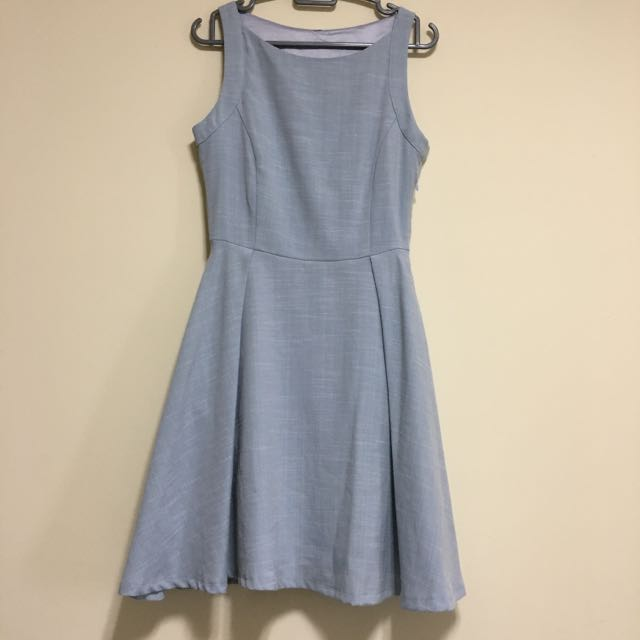 Pastel Blue Dress from Showcase