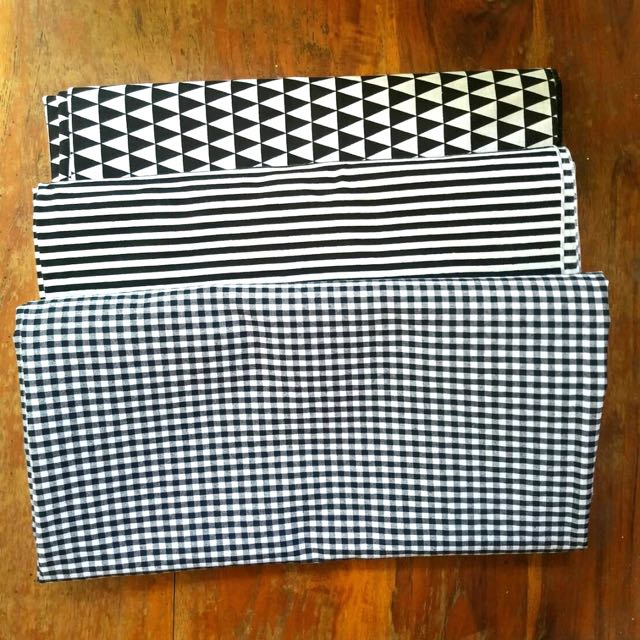 Pattern Square Hijab