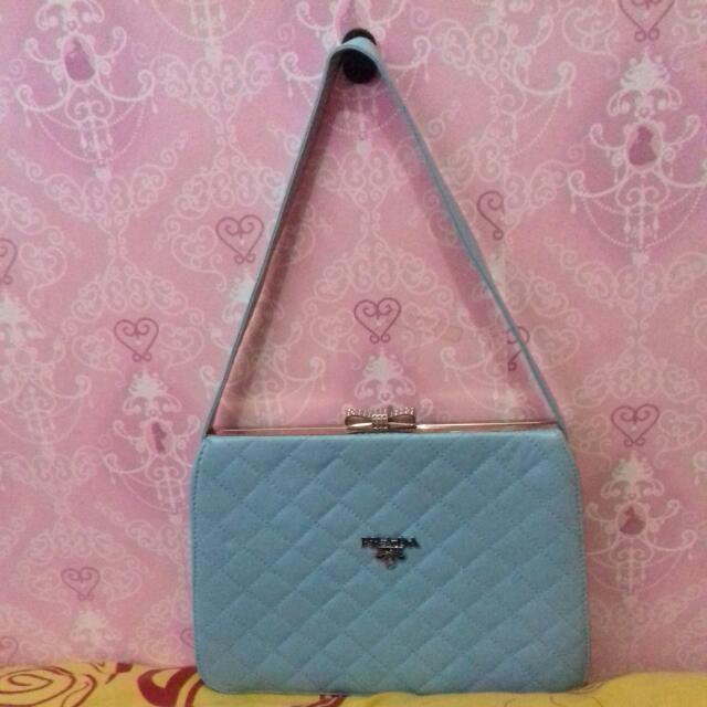 Preloved Prada Bag